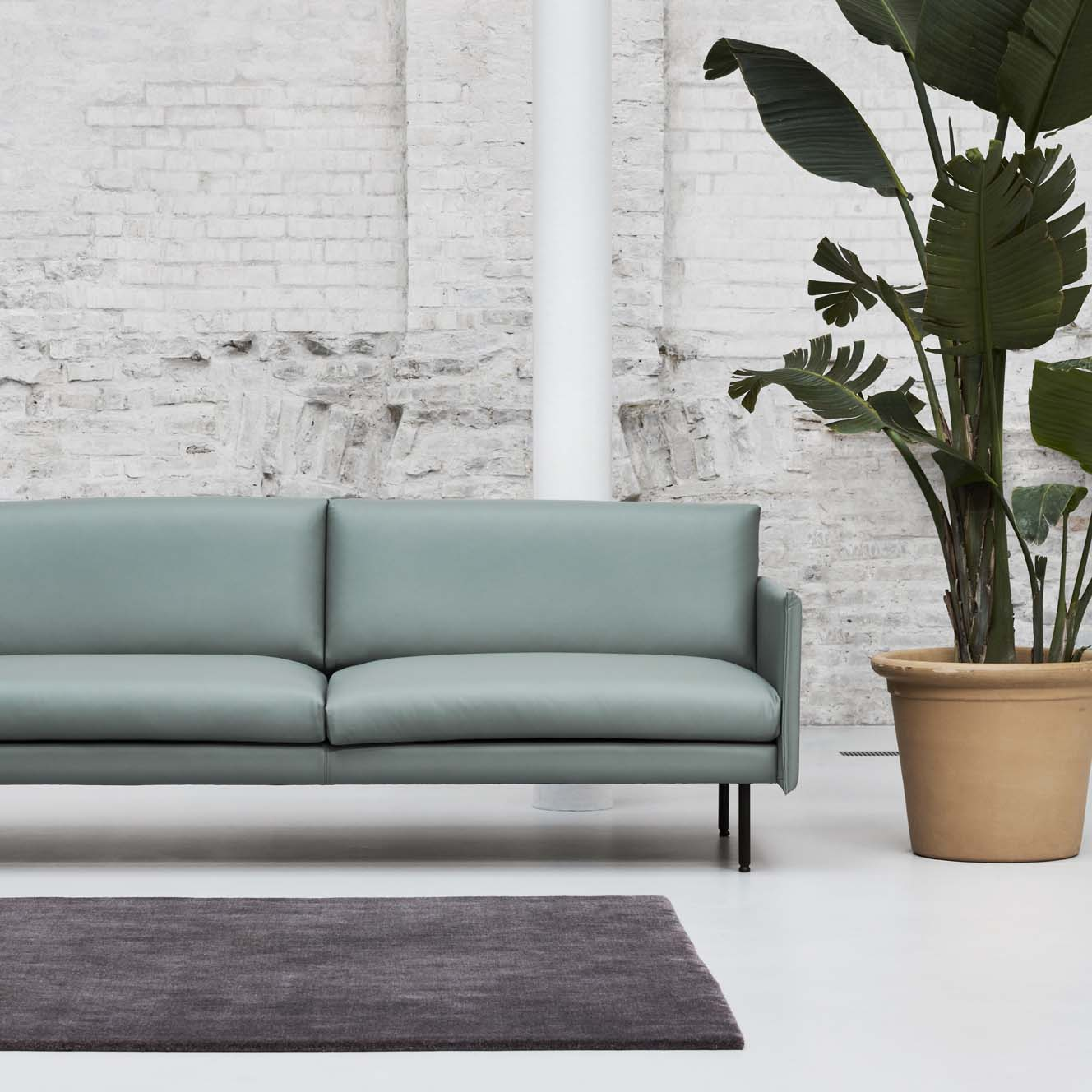 Form Sofa | Sofas & Seating | 1, 2 & 3 Seater | Icons of Denmark
