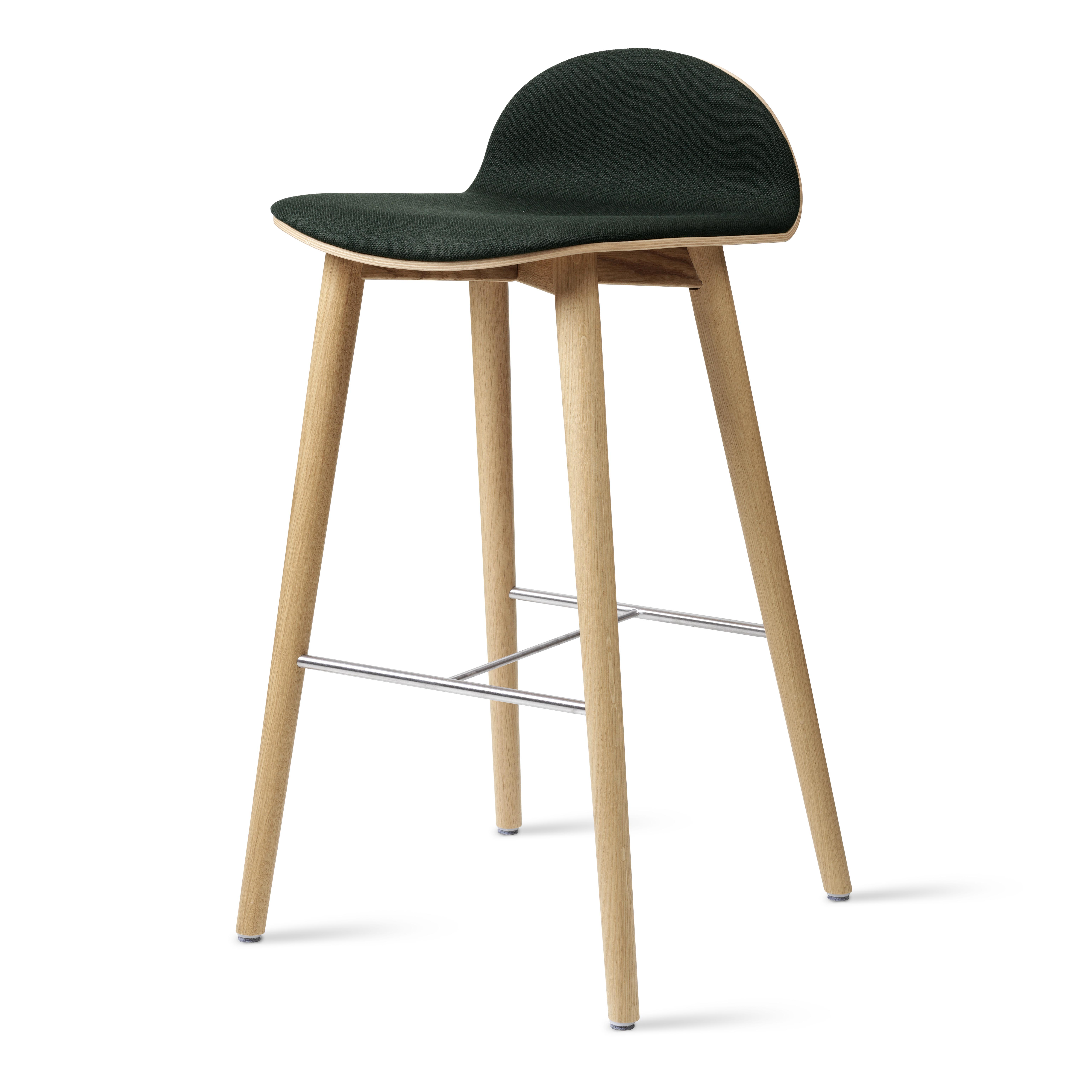 Nam Nam Wood Stool Low Back | Chairs & Stools, Nam Nam Stools