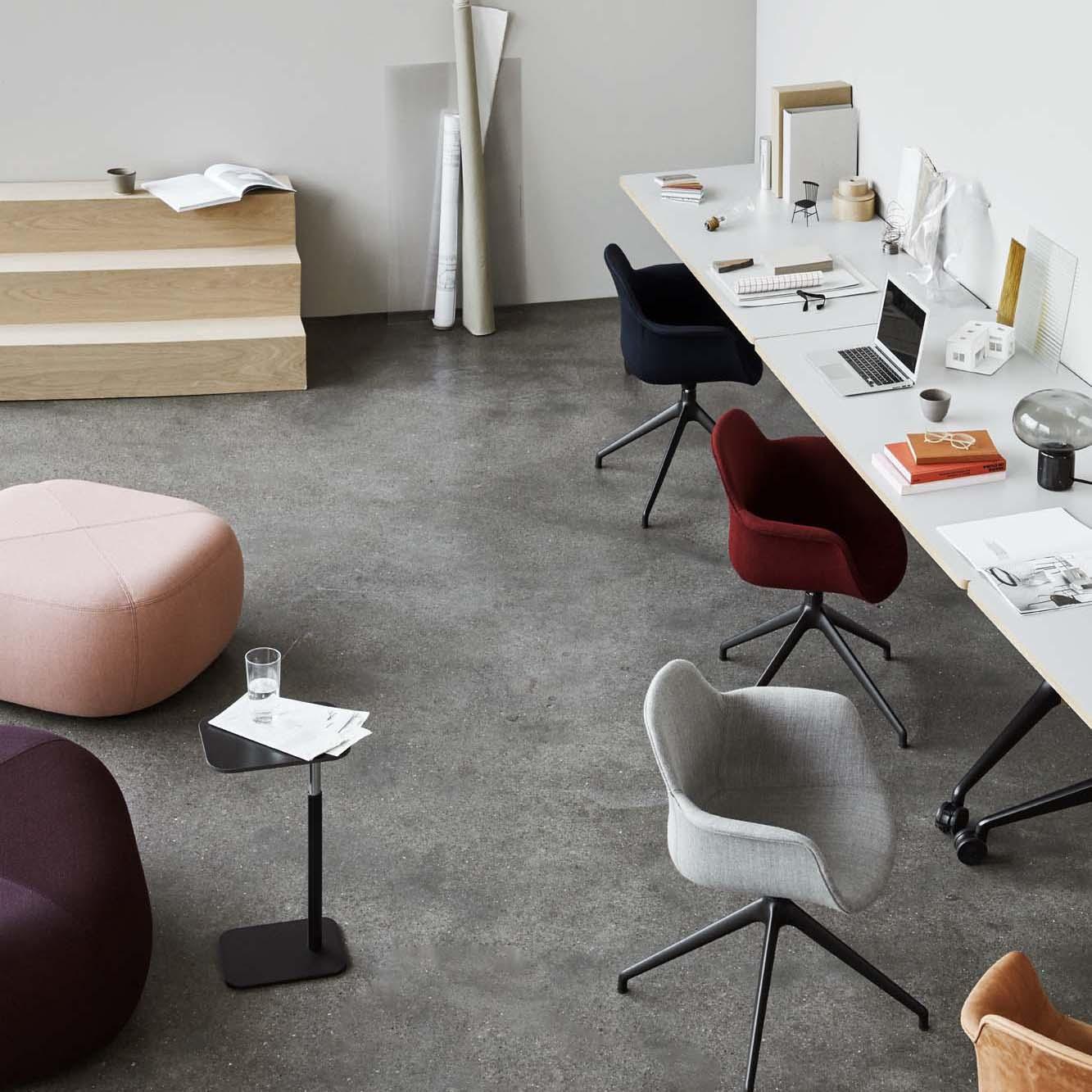 Level Design Pouf.Firkant Poufs Designed To Huddle Icons Of Denmark